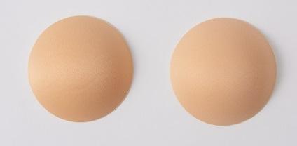 乳がん下着のパッド画像