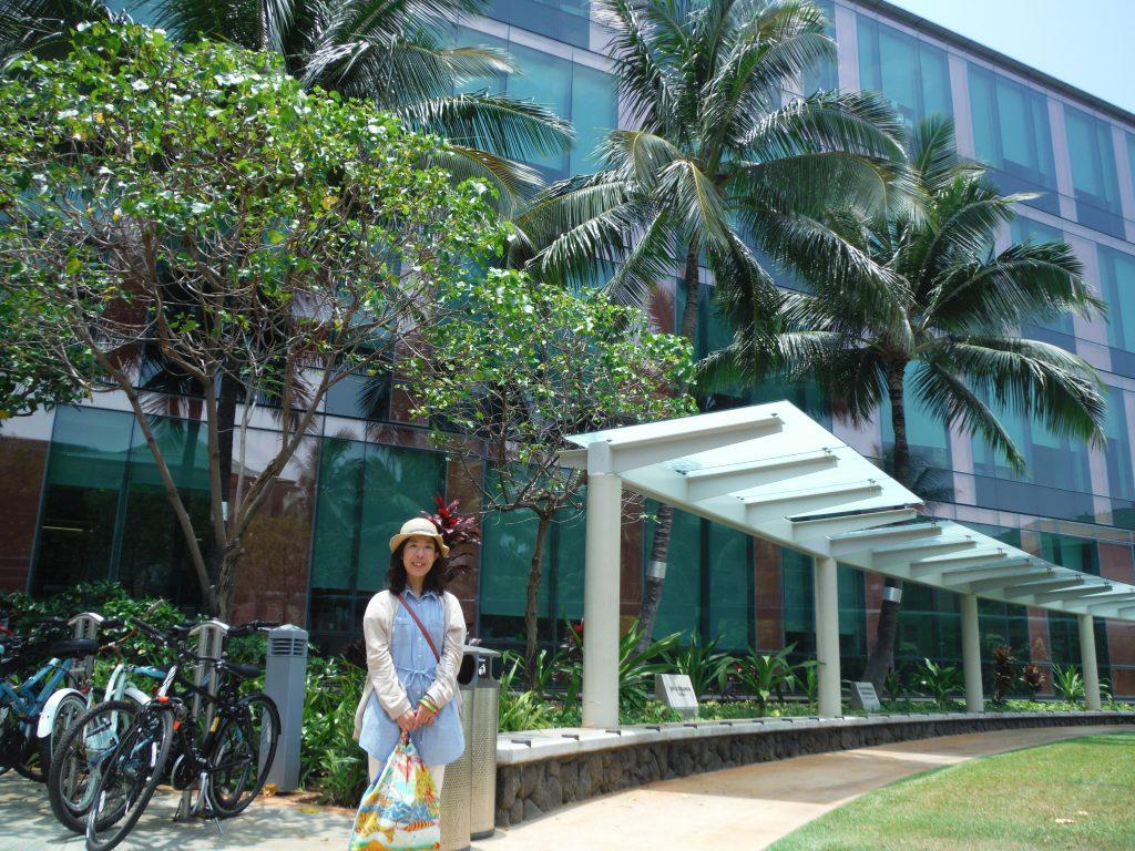 ハワイ大学がんセンター下着屋Clove