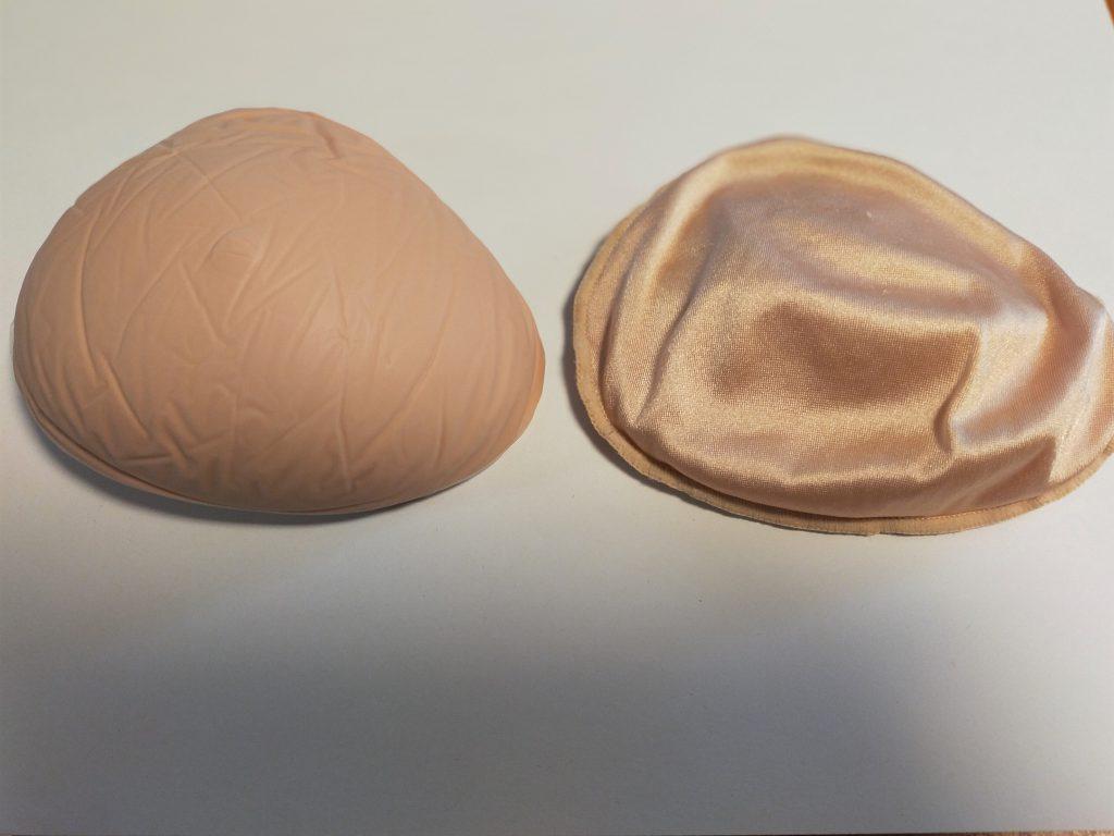 シリコン製乳がんパッドの画像