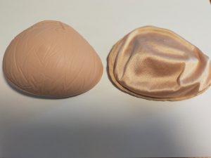 乳がんパッドシリコンの画像